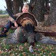 Rio Grande Turkey at Agua Vida Ranch