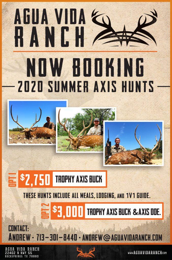 Aqua Vida Ranch Specials